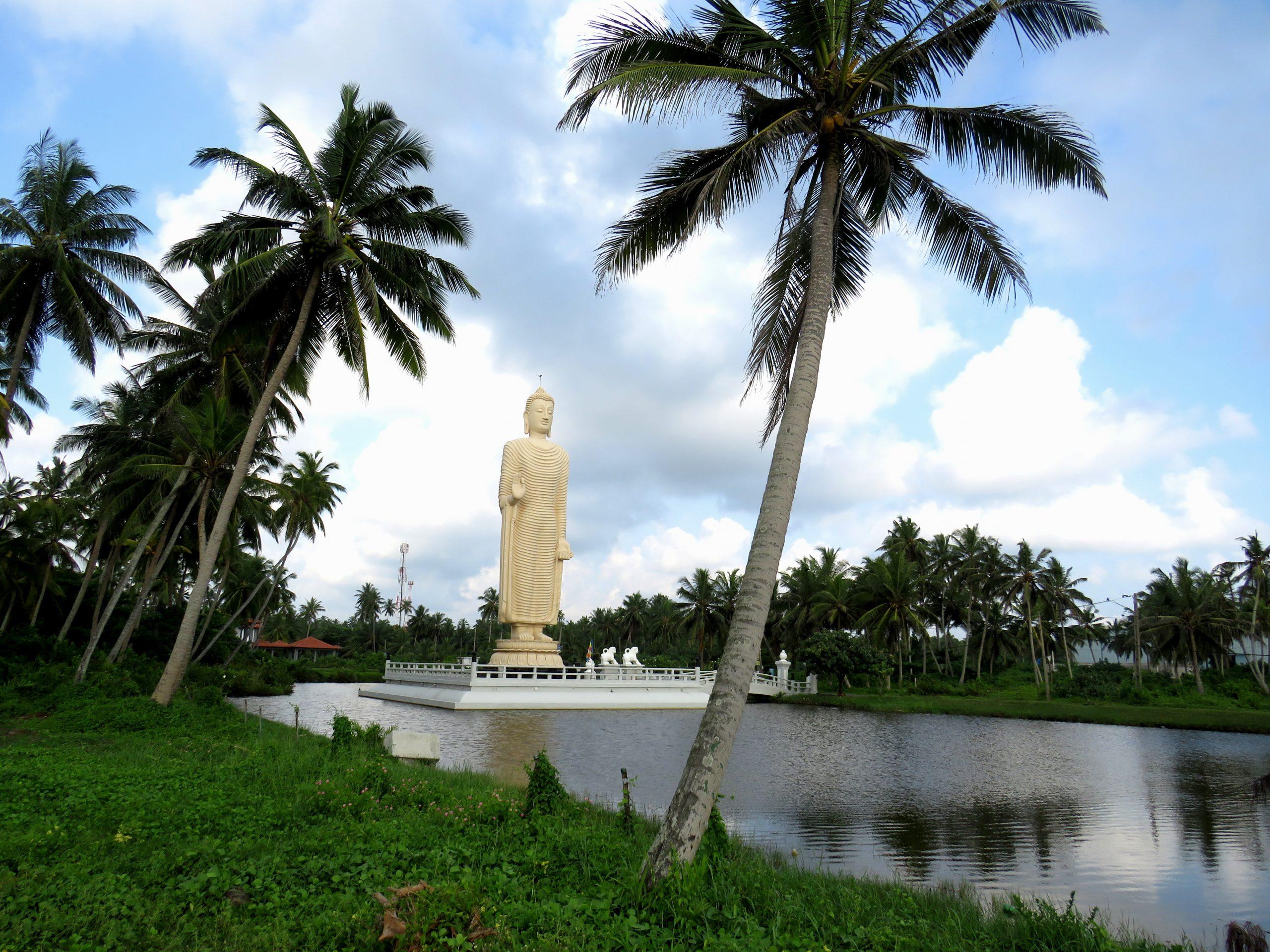 Denkmal Tsunami Sri Lanka