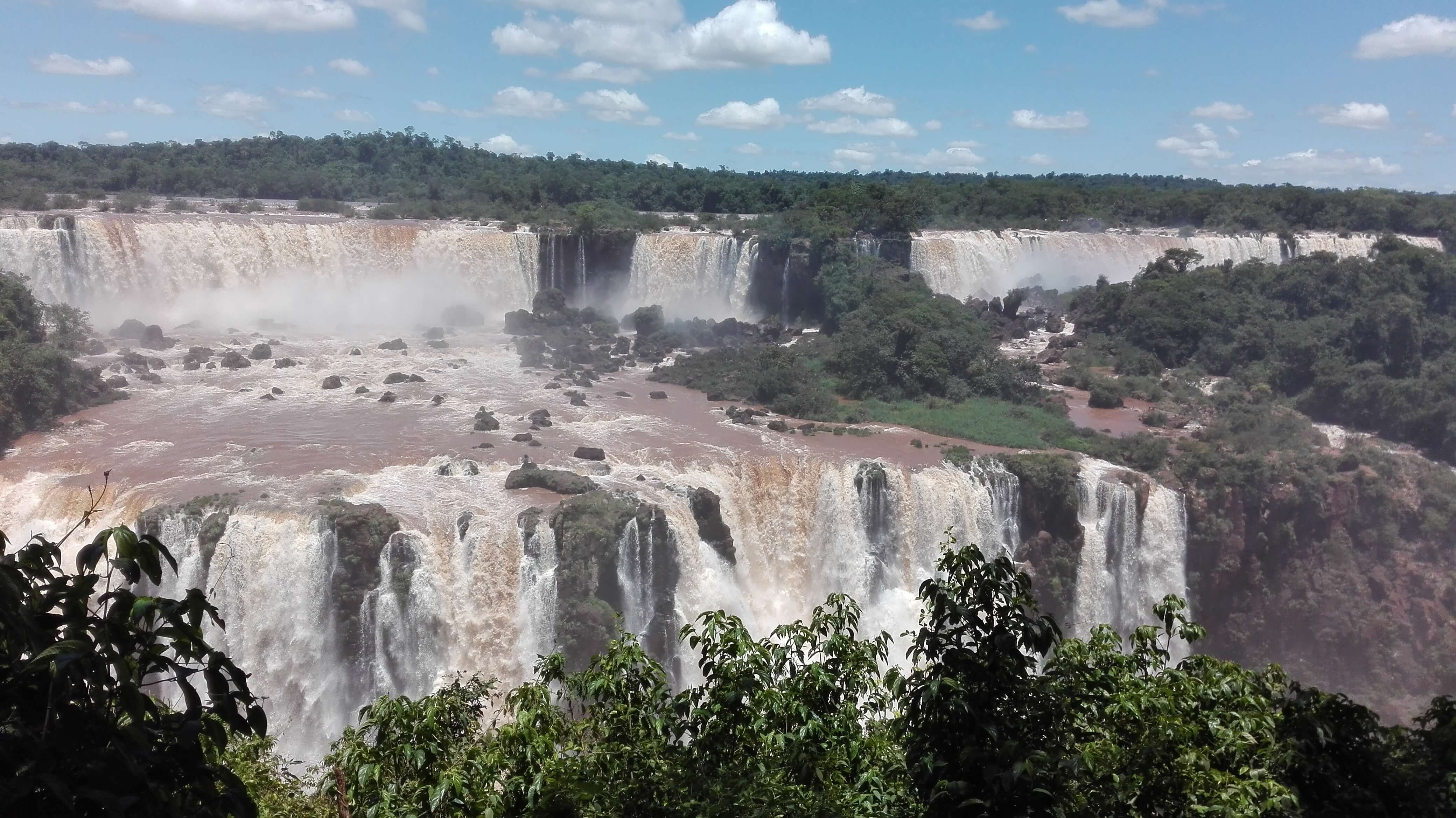 Brasilien Iguazú