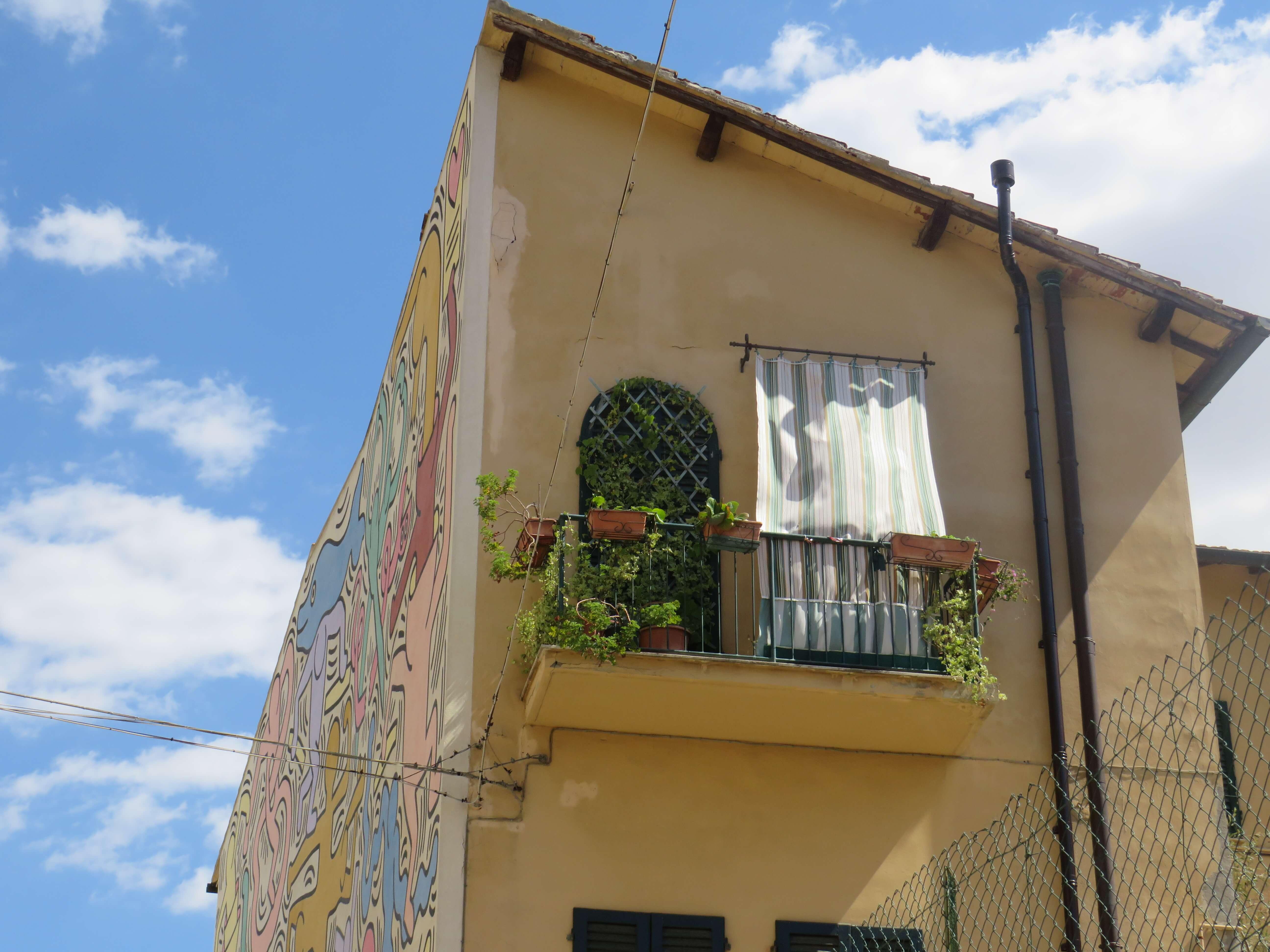 Sehenswürdigkeiten: Murali di Keith Pisa