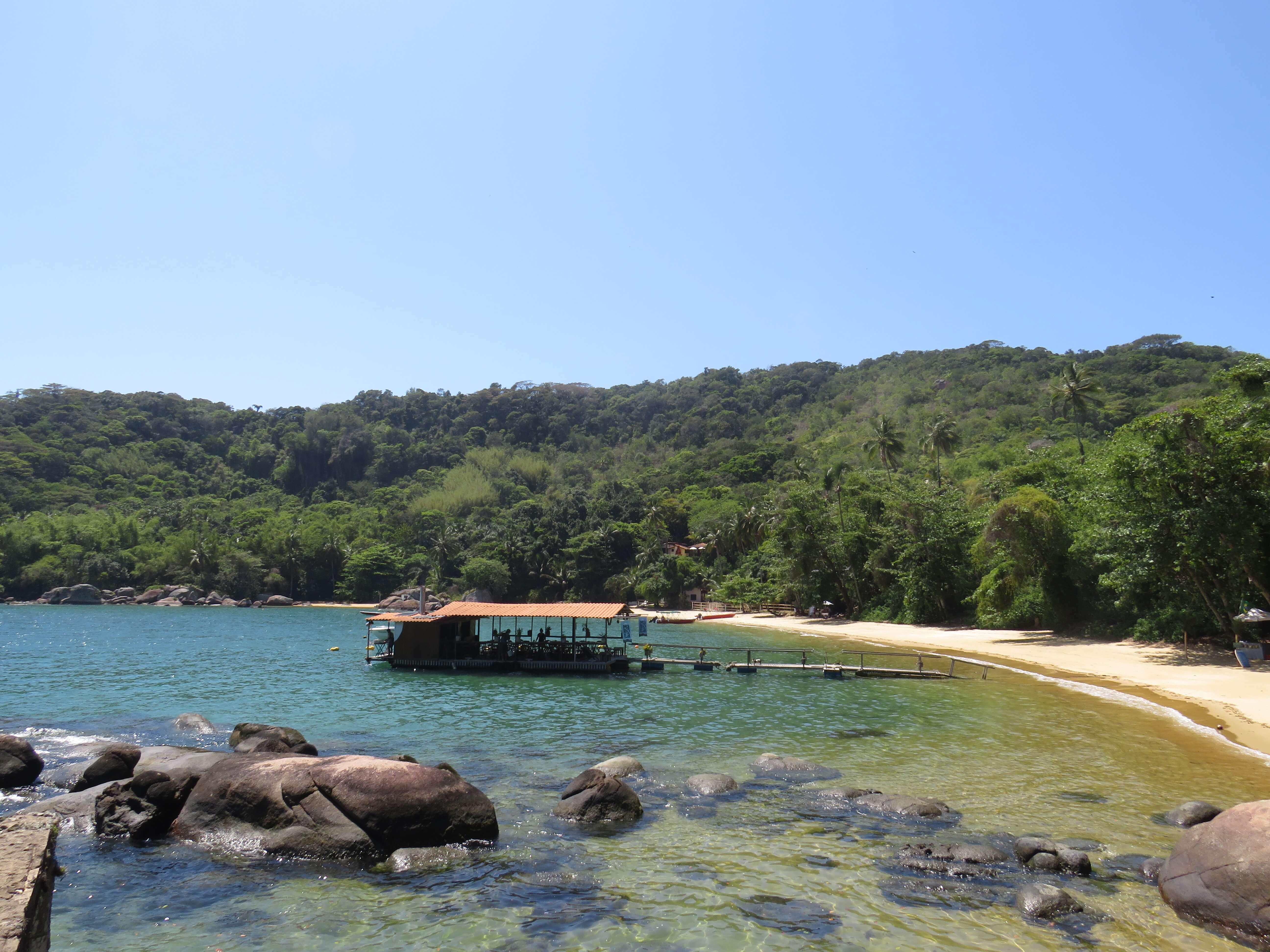 Ilha Grande Wanderung