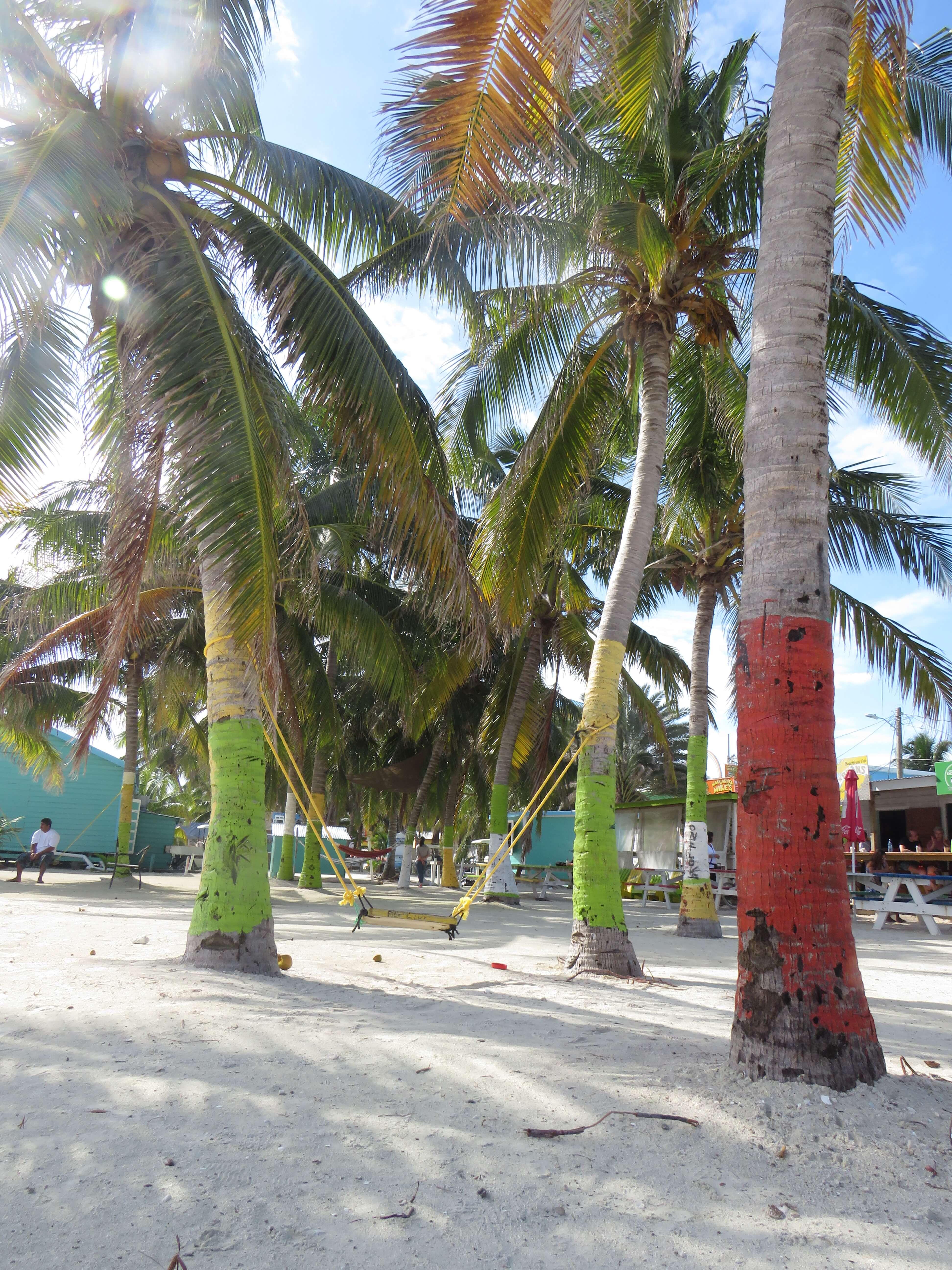 Caye  Caulker in Belize