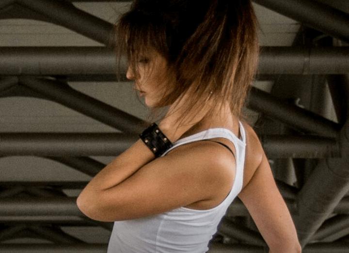 Lebenstraum verwirklichen Tänzerin