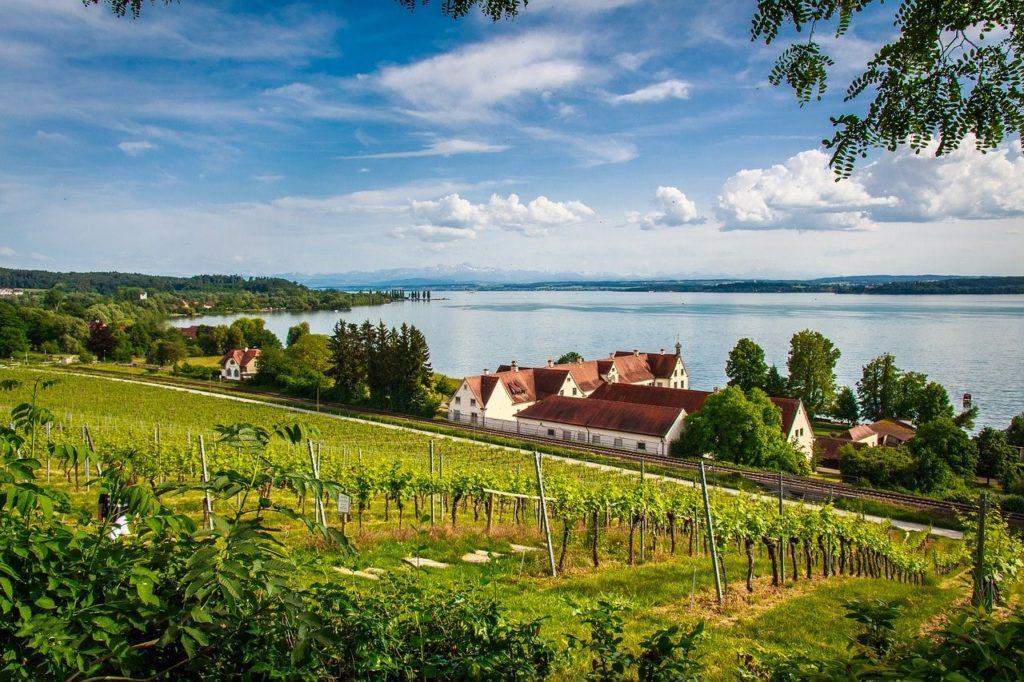 Schöne Orte am Bodensee Birnau