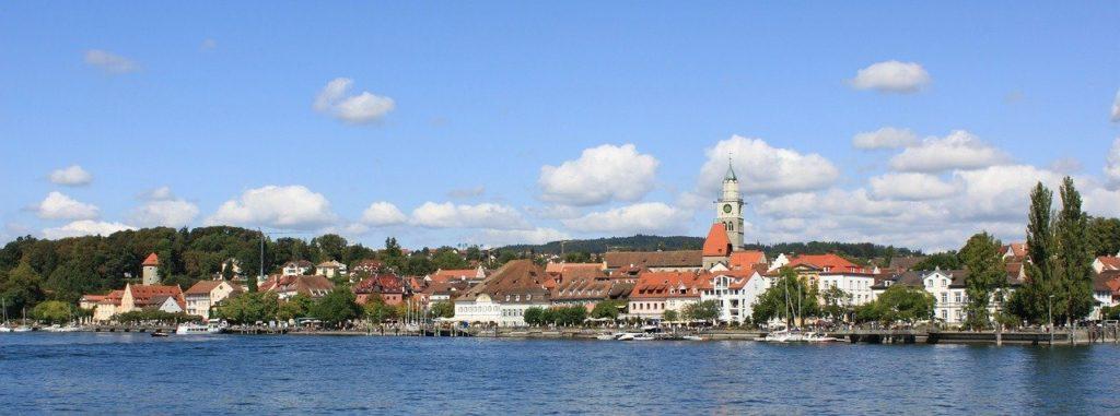 Schöne Orte am Bodensee