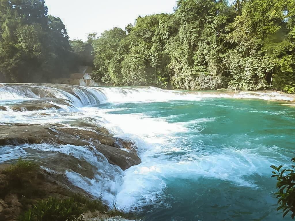 Agua Azul Palenque