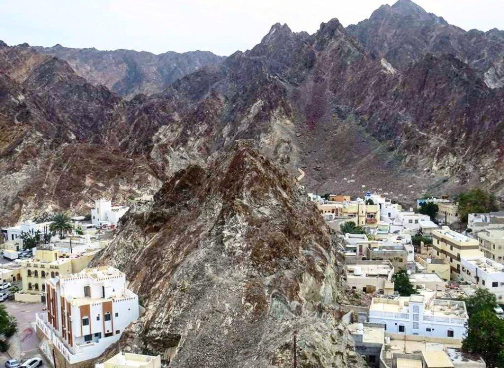 Mutrah Fort Oman