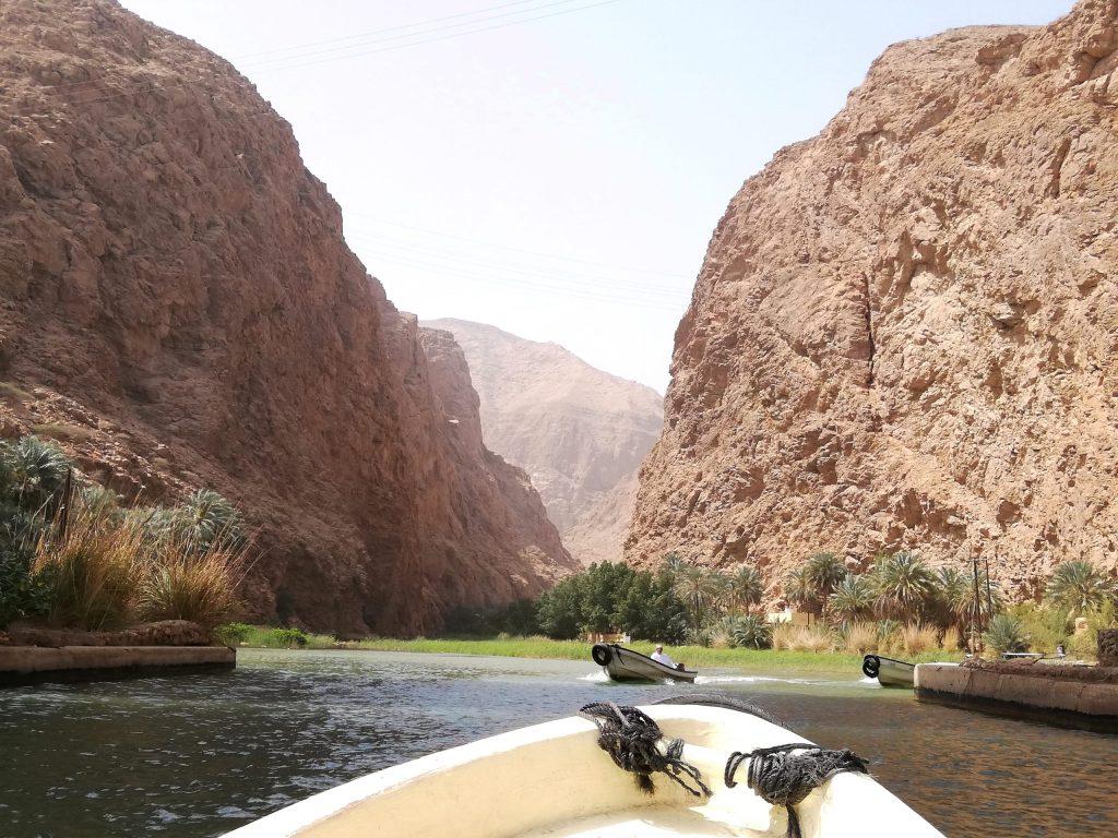 Wadi As Shab Oman