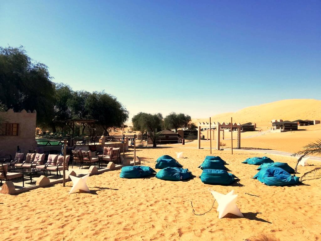 1000 nights Camp Wüstencamp Oman