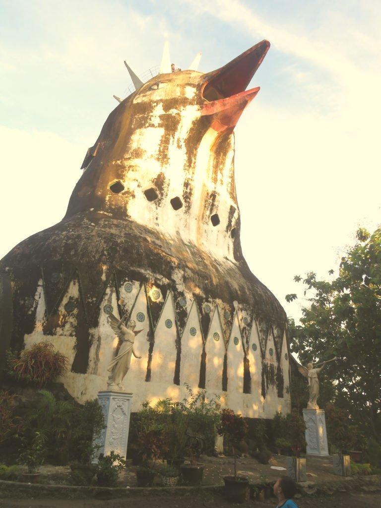 Chicken Church Yogyakarta Indonesien