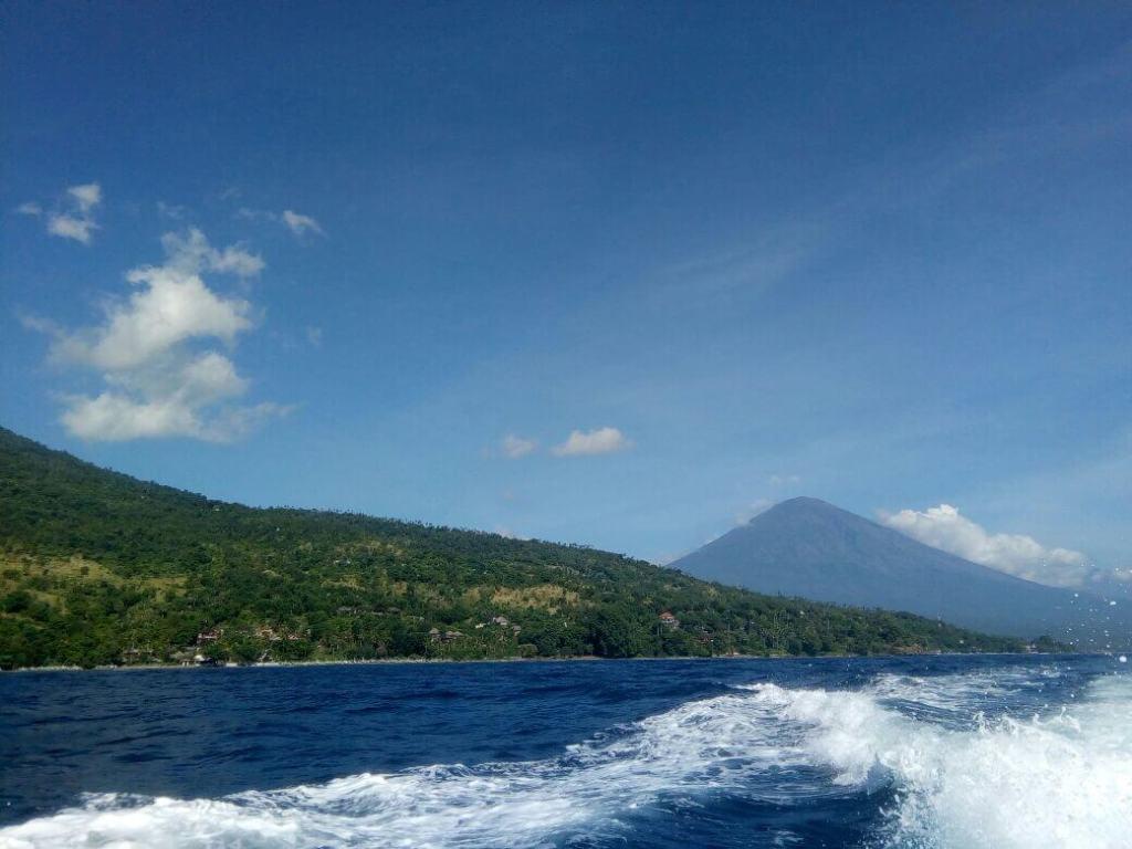 Überfahrt Gili Inseln