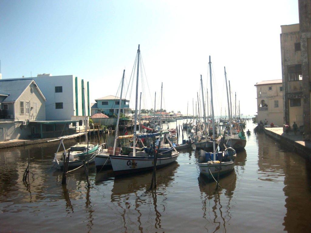 Hafen Belize City