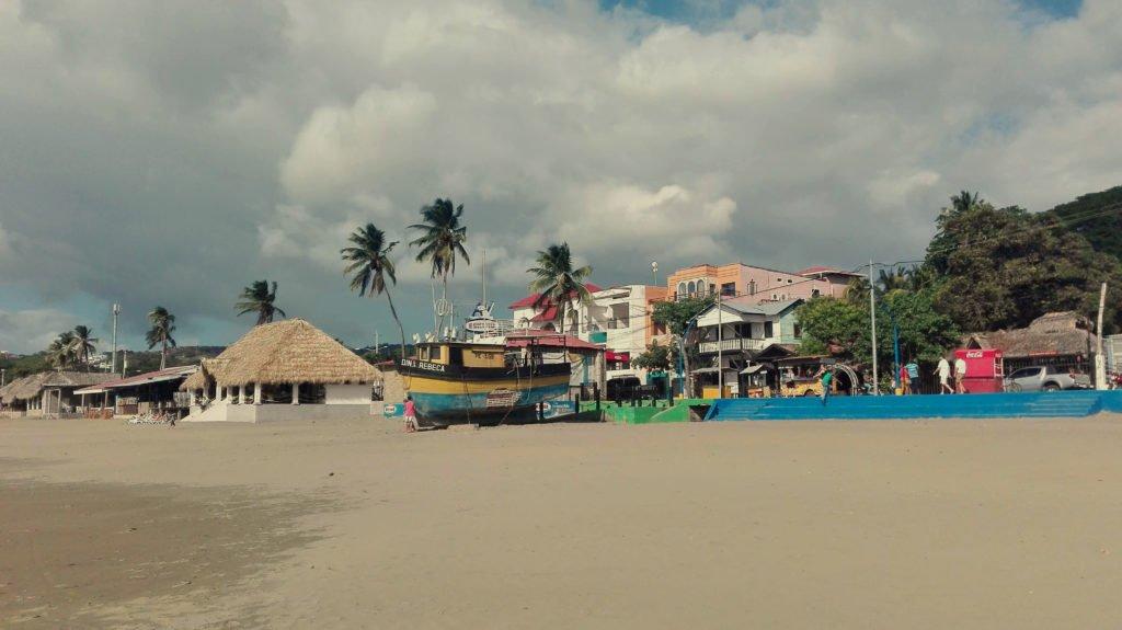 San Juan del Sur Strand Nicaragua