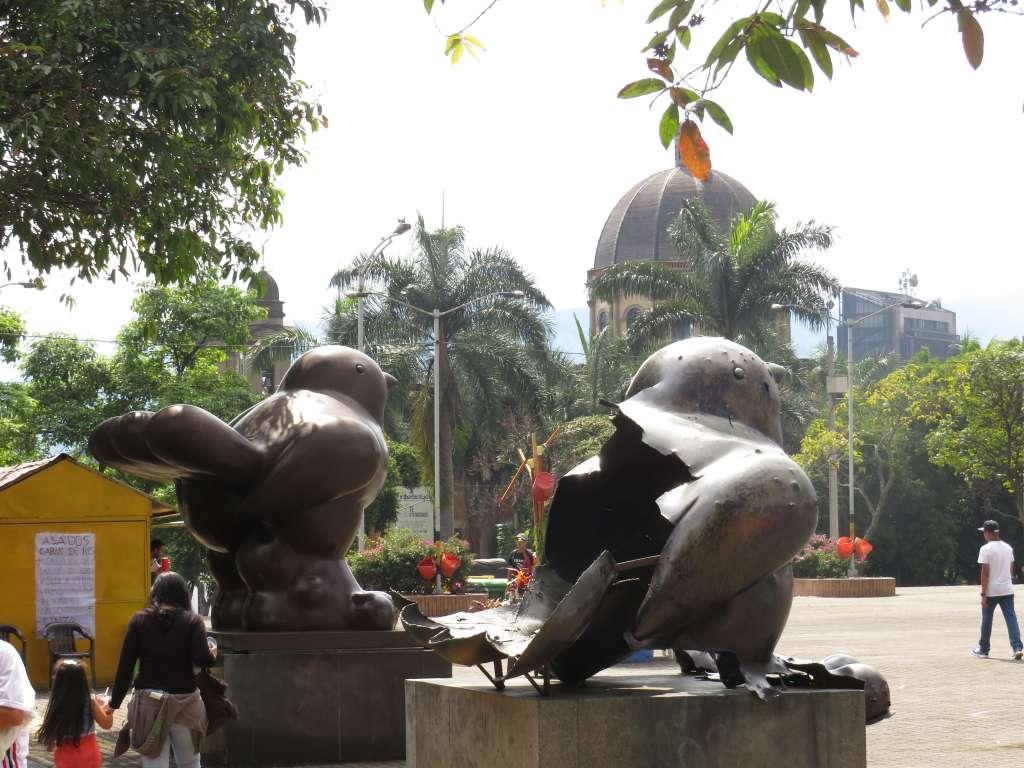 Medellin Terror Botero