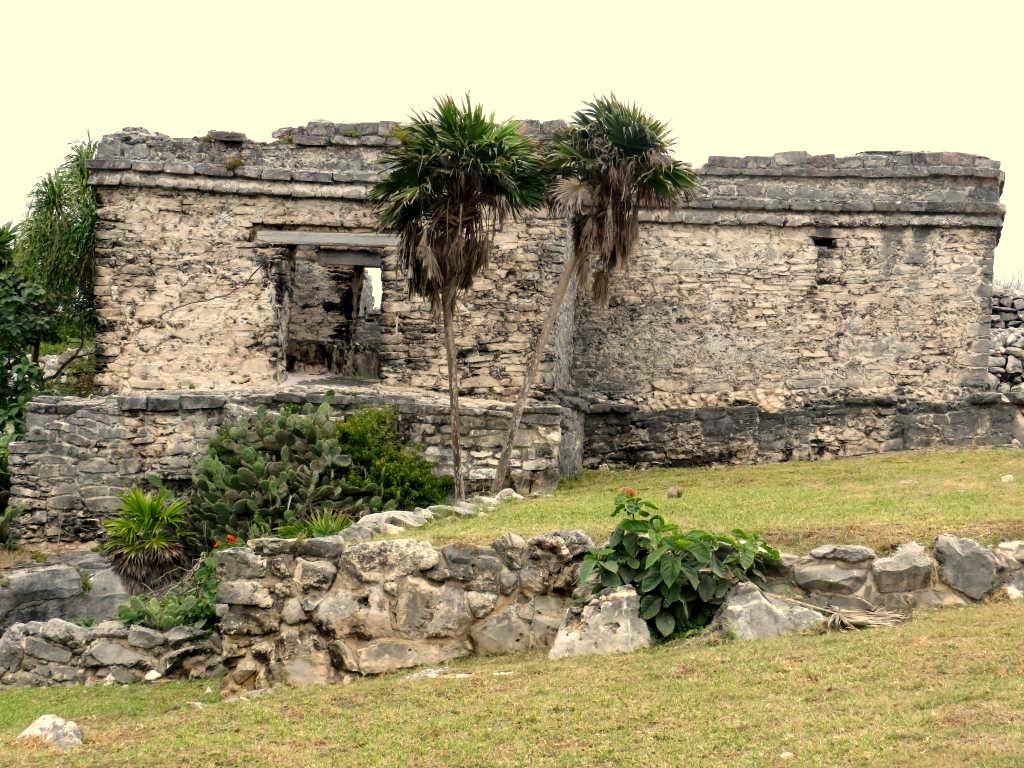 Maya Ruine Tulum