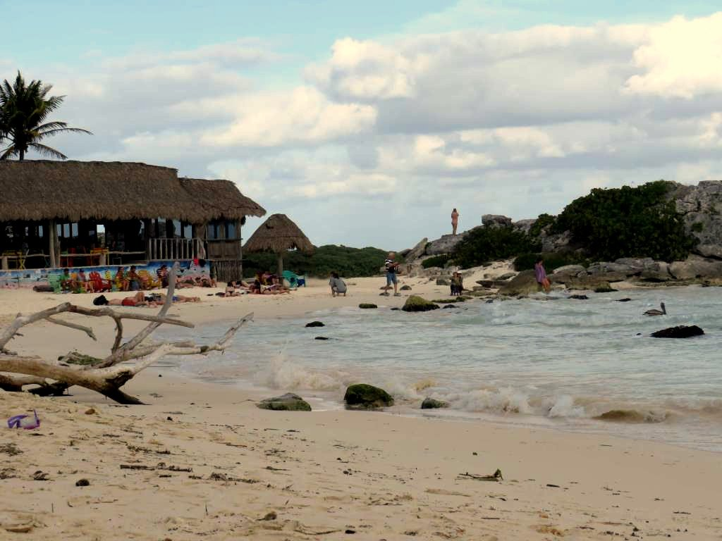 Playa Paraiso Mexiko