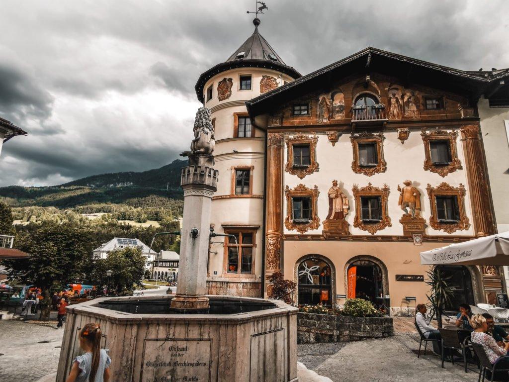 Urlaub in Berchtesgaden schlechtes Wetter