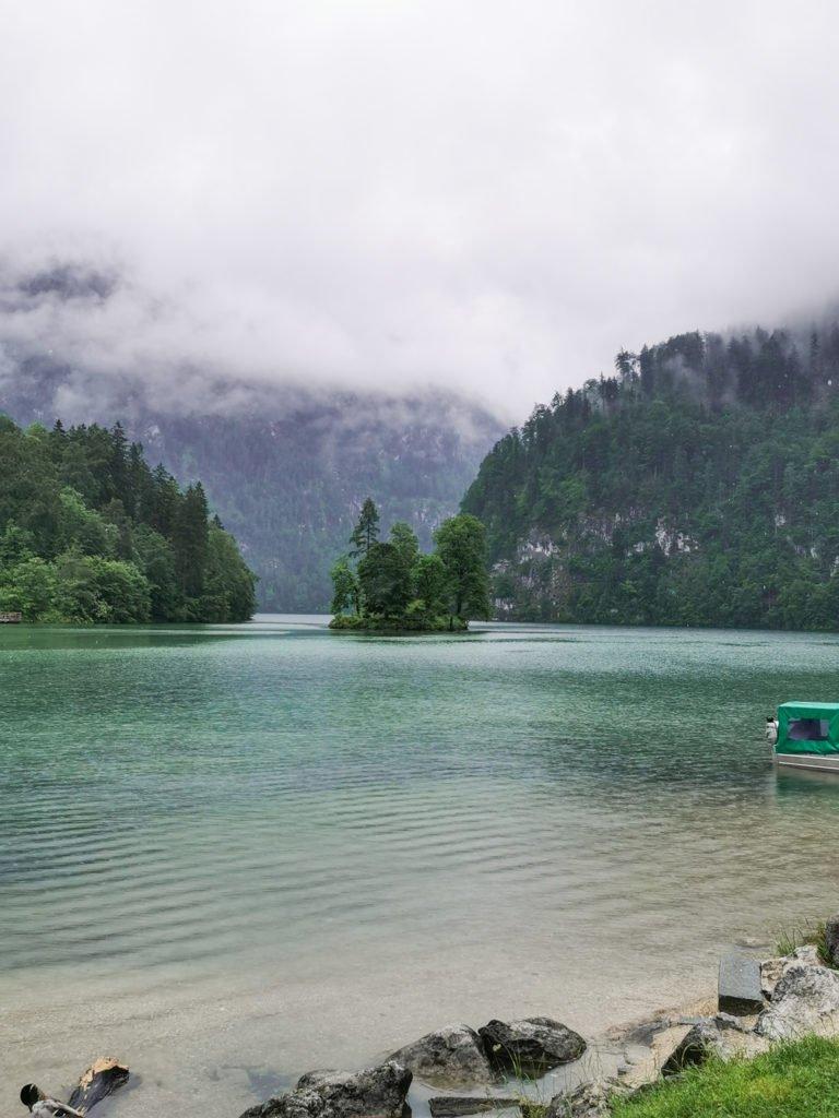 Urlaub Königsee Berchtesgaden Schlechtwetter