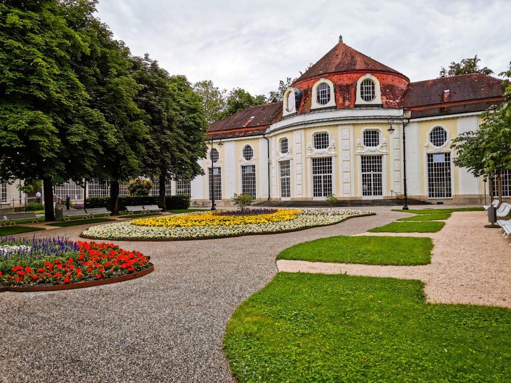 Kurgarten Bad Reichenhall
