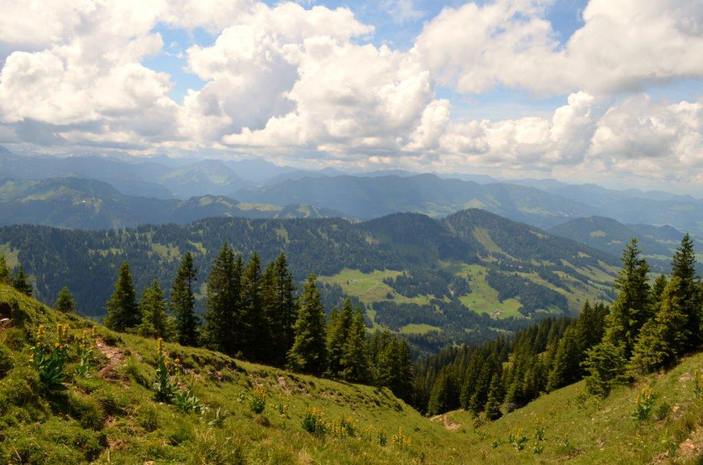 Hochgrat Allgäu Oberstaufen