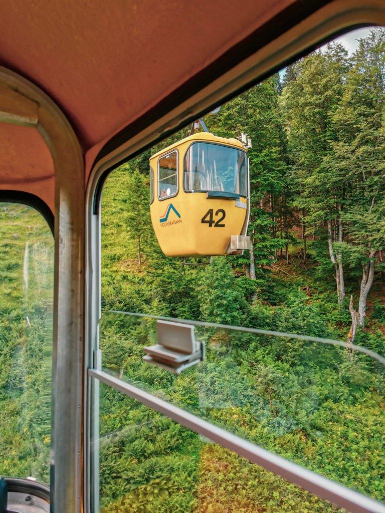 Hündle Bahn Oberstaufen