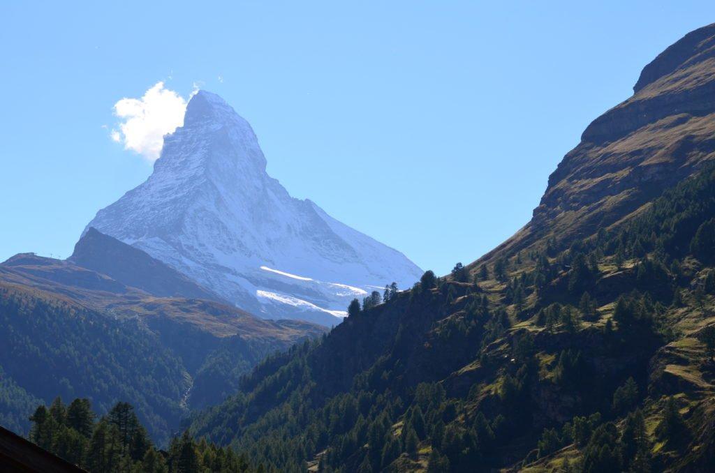 5 Seen Wanderung Zermatt
