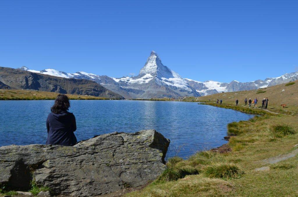 Stellisee Zermatt 5 Seen Wanderung