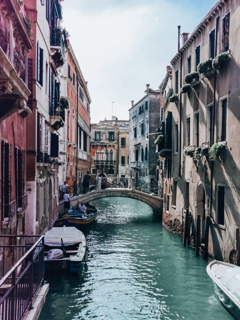 Camping Italien -Venedig