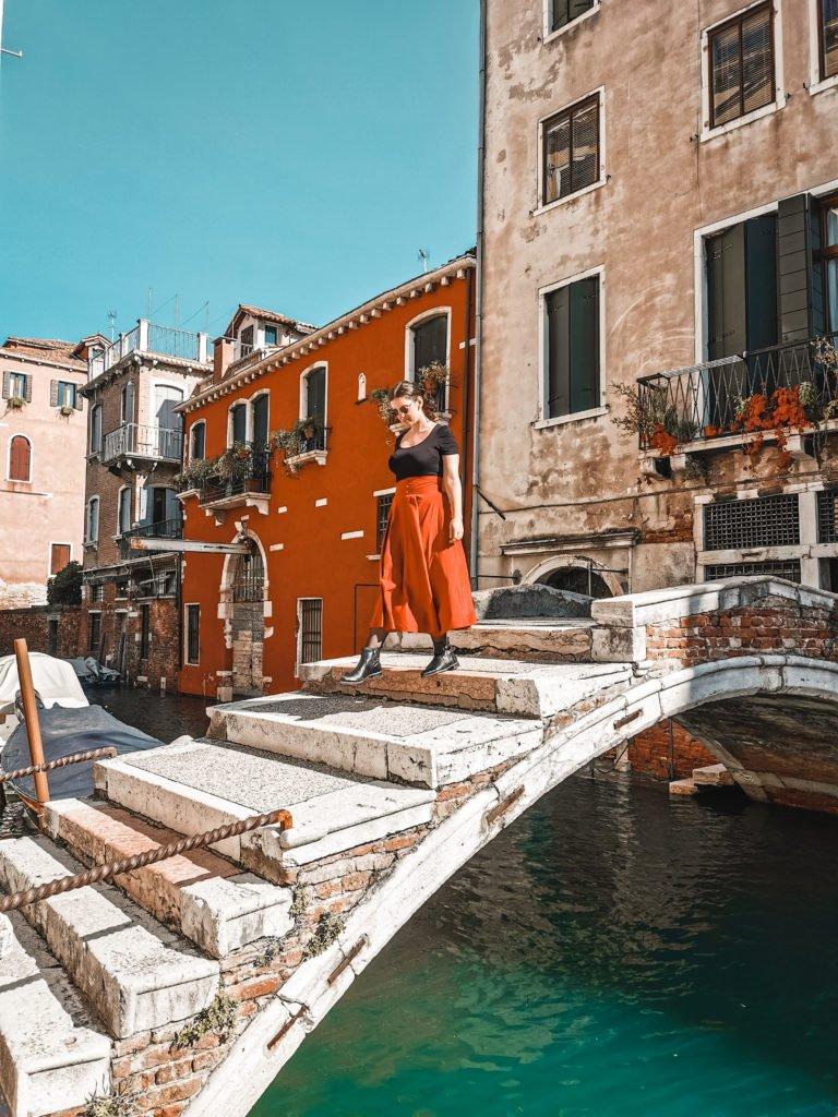 Sehenswürdigkeit Brücke Venedig