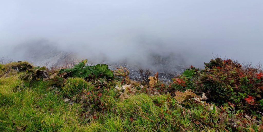 Vulkan Poas Costa Rica Reise
